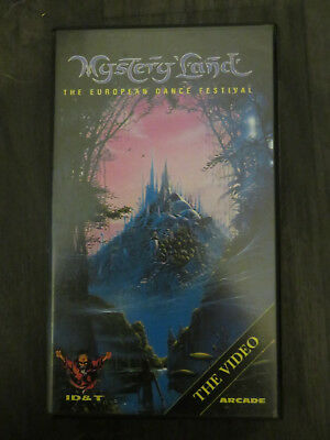 Mystery Land / Thunderdome - The Video VHS
