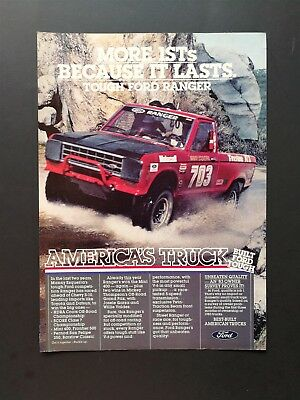 1983 ford truck colors