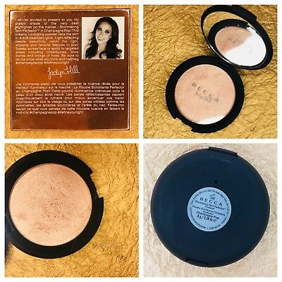 *Becca x Jaclyn Hill Shimmering Skin Perfector Pressed *Champagne Pop* Highlight