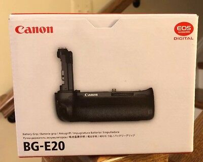 Original Canon Battery Grip BG-E20 Booster for EOS 5D Mark IV (5DM4) Camera