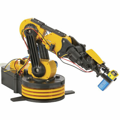 Premium Robot Arm Kit with Controller Assembly Required KJ8916 AU Stock Gift