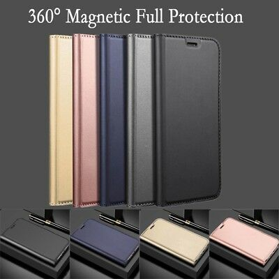 For Xiaomi Redmi Note 4X Pro Flip Card Wallet Leather Case Magnetic Cover Skin C