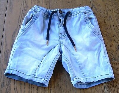 Indie And Co By Industrie Boys Pale Denim Shorts Sz 4