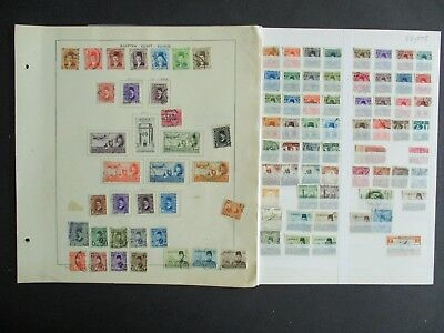 ESTATE: Egypt Collection on Pages - excellent item - GRAB THEM NOW (5156)
