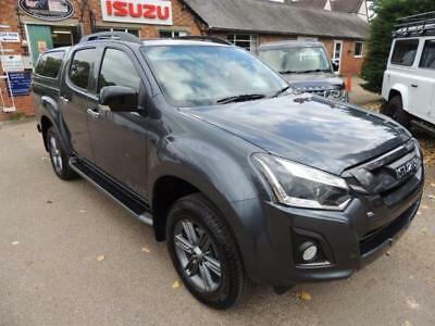 Isuzu D-Max 18MY BLADE AUTOMATIC DOUBLE CAB PICKUP