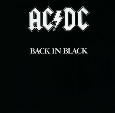 Ac/Dc - Back in Black (Remastered)