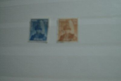 Nepal Stamps - 2 Used Stamps Various