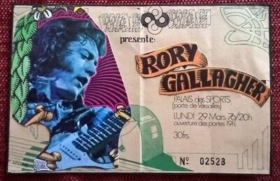 Tickets de concerts/Affiches/Programmes - Page 37 Used-ticket-billet-concert-france-paris-RORY-GALLAGHER