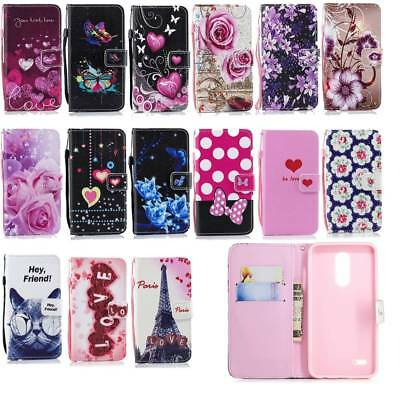 Wallet Card Holder Leather Case Flip Stand Phone Case Cover for Huawei Xiaomi LG