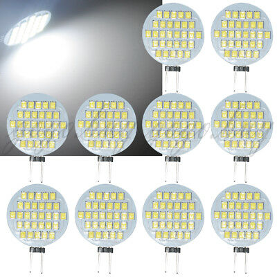 10 x Bright G4 3Watt 30 SMD 2835 LED Boat Spot Light Home Bulb Pure White 300LM