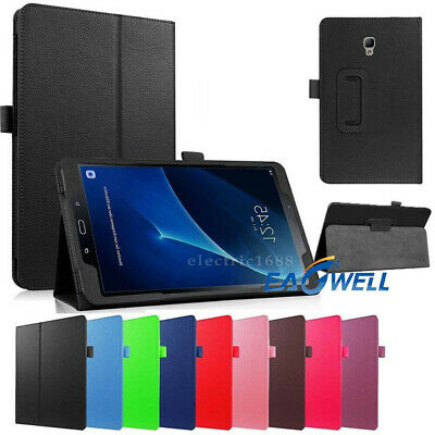 """For Samsung Galaxy Tab A 10.5"""" T590 T595 Magnetic Leather Flip Smart Case Cover"""