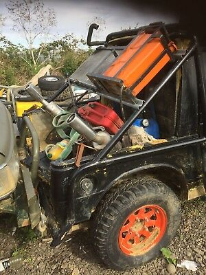 Suzuki sj 410 off road toy lots of spares not jimmny or 413 or defender cheap