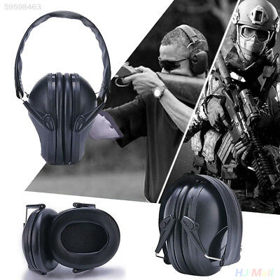 5DFF Ear Muff Outdoor Shooting Hunting Safety Hearing Ear Protector Soundproof E