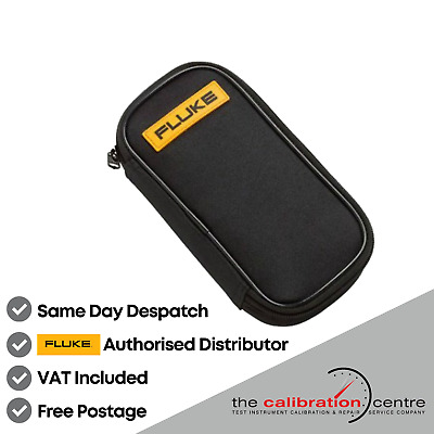 GENUINE FLUKE C50 Multimeter/ Digital Thermometer SOFT CARRYING CASE