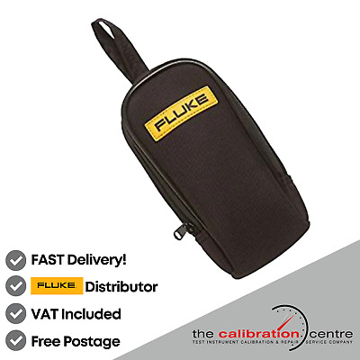 GENUINE FLUKE C90 Multimeter / Digital Thermometer Clamp SOFT CARRYING CASE
