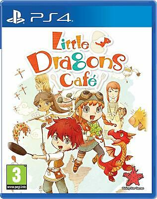 Little Dragons Cafe Nintendo Switch Game | BRAND NEW & SEALED