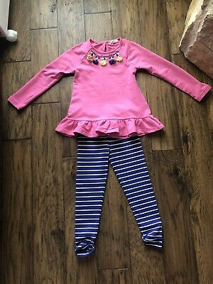 Used Once! Copper Key Toddler Girl 5T Fall Winter Outfit Clothes