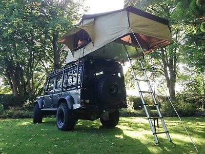 Land Rover Defender 110 300tdi Expedition Off Road 4x4 with Roof Tent