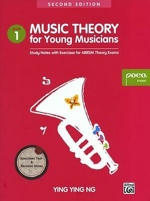 Music Theory For Young Musicians: Grade 1 By Ying Ying Ng, Study Notes For ABRSM