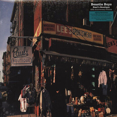 Beastie Boys ‎– Paul's Boutique   Remastered, 180g   Includes download card