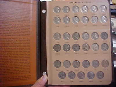 1938 -2011, CIRC 38 - 64, MOSTLY BU / Proof Complete 1965 - 2011 Jefferson  Set