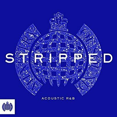Various Artists / Ministry Of Sound: Stripped Acoustic R&B *NEW* CD