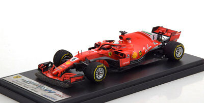 1:43 Look Smart Ferrari SF71H Winner GP Australia Vettel 2018