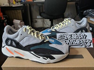 sale retailer 395e6 3cfe3 ADIDAS YEEZY BOOST 700 Wave Runner OG Grey Core White Black Kanye West  B75571