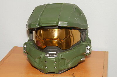 fullsize microsoft halo master chief helmet masks costume cosplay halloween