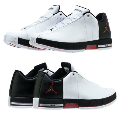 dc3585027a021 NEW AIR JORDAN Team Elite 2 Low Sneaker Mens white black red all ...