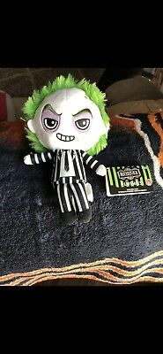 Funko Plushies Beetlejuice Hot Topic Exclusive In Hand New with Tags