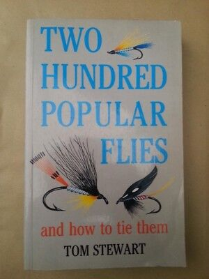 200 Hundred Popular Flies and How To Tie Them.