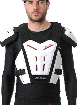 EVS Revo 5 chest shoulder protector roost LARGE YOUTH med ADULT170LBS MX