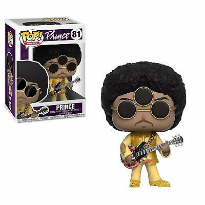 Funko Toys PoP! Rocks PRINCE 3rd Eye Girl 4in. Vinyl Figure #81 pop