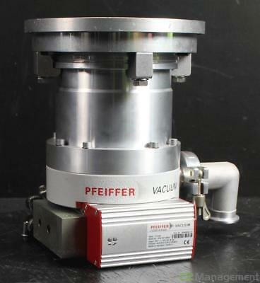 Pfeiffer TMH 262-005 Vacuum Turbo Pump with TC100 controller