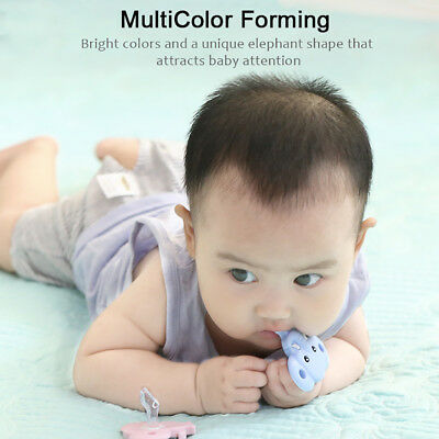 Newborn Baby Dummy Pacifier Silicone Teat Nipple Soother Useful Appease Tool