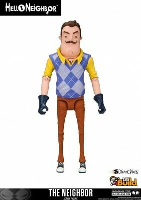 Hello Neighbor Actionfigur The Neighbor 13 cm
