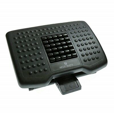 Self-Mate Adjustable Foot Rest With Massage Section