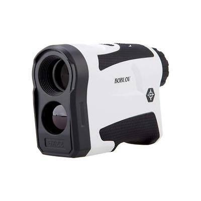 BOBLOV 650Yards Golf Rangefinder with Pinsensor Support Vibration On/Off and USB