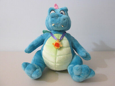 Gund Dragon Tales Blue Dragon Plush Stuffed Animal 9 75301