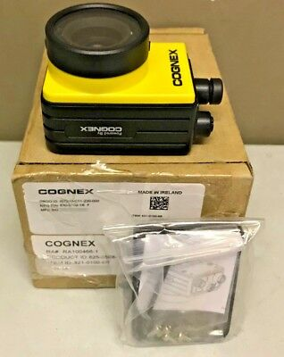 NEW COGNEX IS7200-C11 w/ PATMAX & COLOR + LED In-Sight Vision Camera 7200-C11