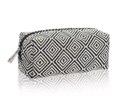 Thirty One Uptown Mini Pouch Black Links NWT DISCONTINUED