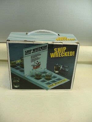 Shipped Wrecked mision avoid getting drunk game