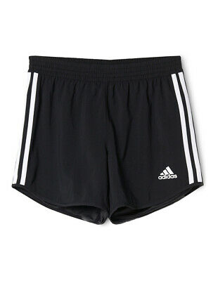 NEW Adidas Young Girls Short Blk/White