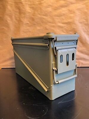 AMMO BOX PA-120 40mm (Empty) U.S. Military for less than $10