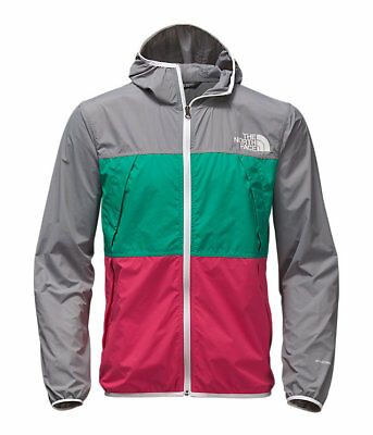 d9d10dab1 THE NORTH FACE Telegraph Wind Jacket Nf0A3Jp84Bx Mid Grey/green/raspberry  Red