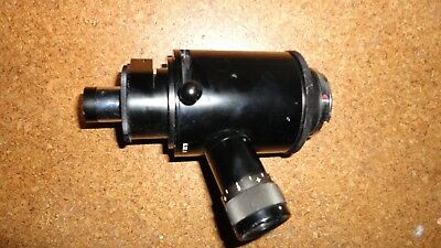 Leitz Wetzlar camera Microscope  Adapter W/ viewer