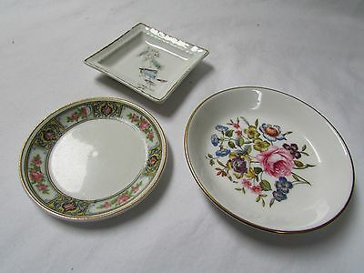 Vintage English Made Butter/Tea Pats