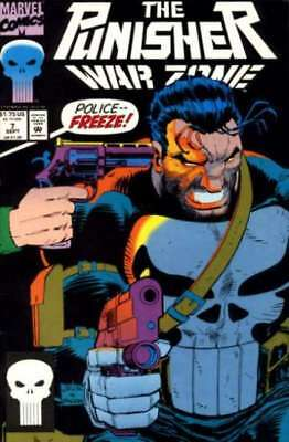 Punisher: War Zone (1992 series) #7 in Very Fine + condition. Marvel comics