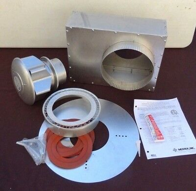 Sterling  Horizontal Vent Combustion Air Inlet Kit 11As-X7-H5